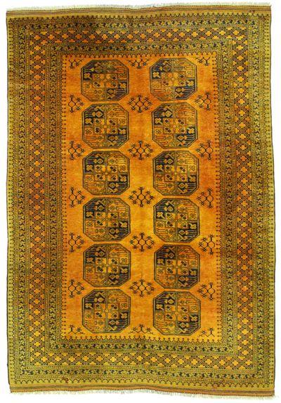 Peach Ensari Rug #742 • 7′0″ x 10′1″ • 100% Wool