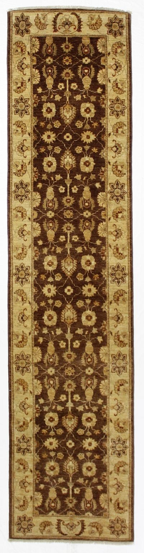 Rust Ushak Rug #1561 • 2′6″ x 10′10″ • Wool on Cotton