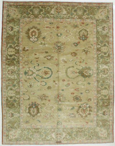 Camel Karaman Rug #605 • 8′2″ x 10′3″ • 100% Wool