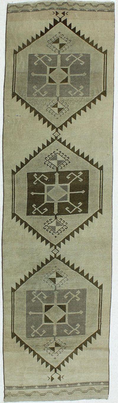 Ivory Konya Rug #5 • 3′0″ x 11′1″ • 100% Wool