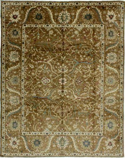 Camel Karaman Rug #607 • 7′11″ x 10′0″ • 100% Wool