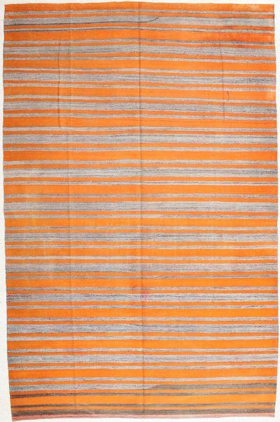 Multicolor Modern Rug #1993 • 7′7″ x 11′8″ • 100% Wool