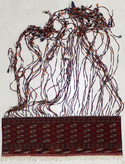 NAVY Kapilik Rug #1760 • 1′6″ x 4′10″ • 100% Wool