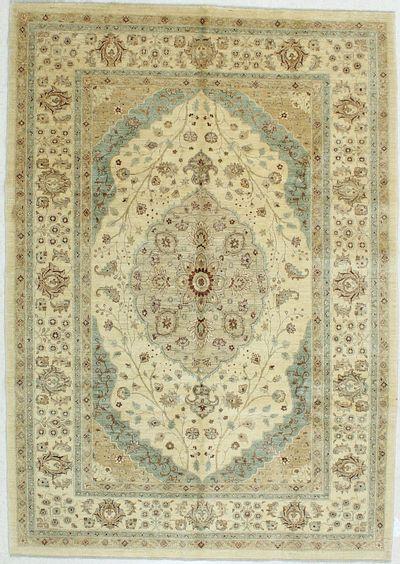 N/A Zigler Rug #644 • 6′2″ x 8′9″ • Wool on Cotton