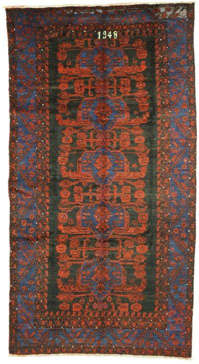 Brown Kula Rug #8602 • 5′9″ x 10′11″ • 100% Wool
