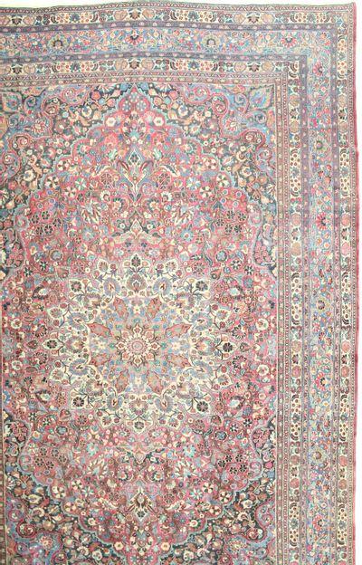 BURGUNDY Tabriz Rug #1830 • 11′11″ x 17′10″ • 100% Wool