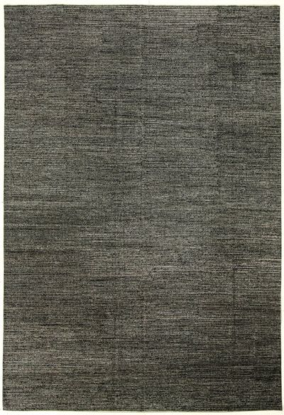 Dark Green Modern Rug #7668 • 9′7″ x 14′2″ • 100% Wool