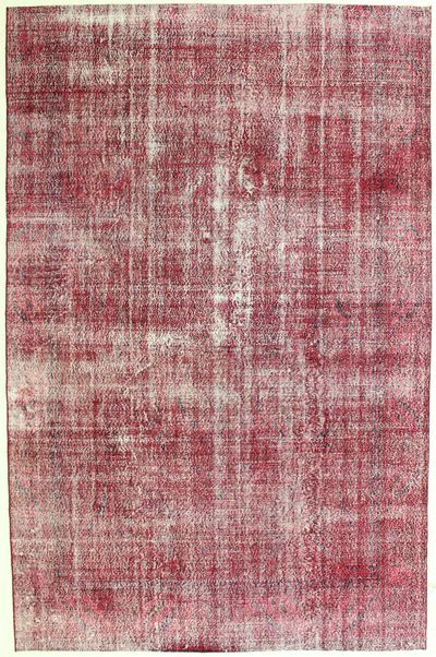 Purple Over Dyes Rug #7207 • 7′5″ x 11′7″ • 100% Wool