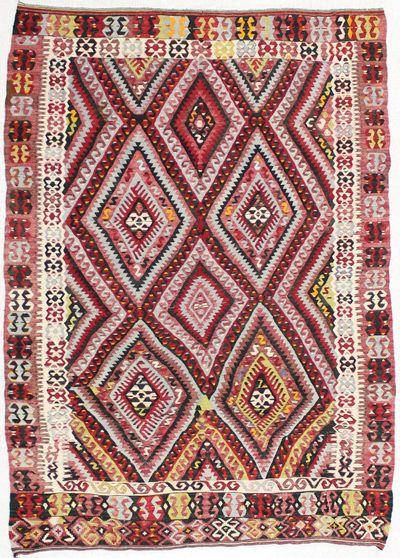 Multicolor Fethiye Rug #1368 • 5′7″ x 7′10″ • 100% Wool
